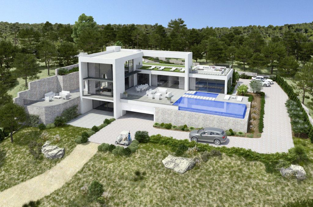Liebhaverboliger, luksusejendomme, luksuslejligheder Alicante, Costa Blanca Spanien